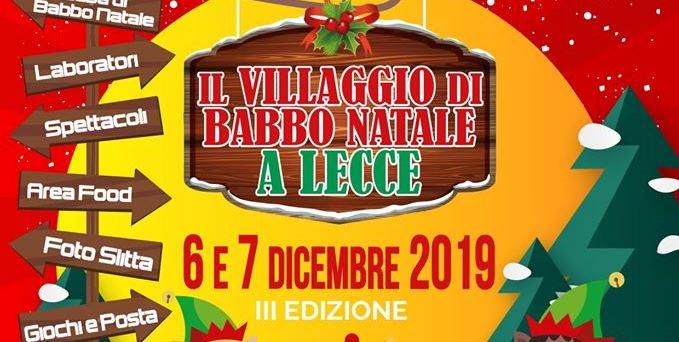 Il Villaggio di Babbo Natale - 3° edizione