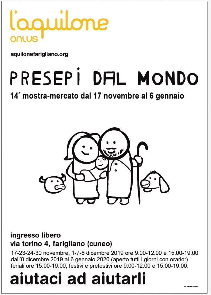 PRESEPI DAL MONDO - 14° edizione