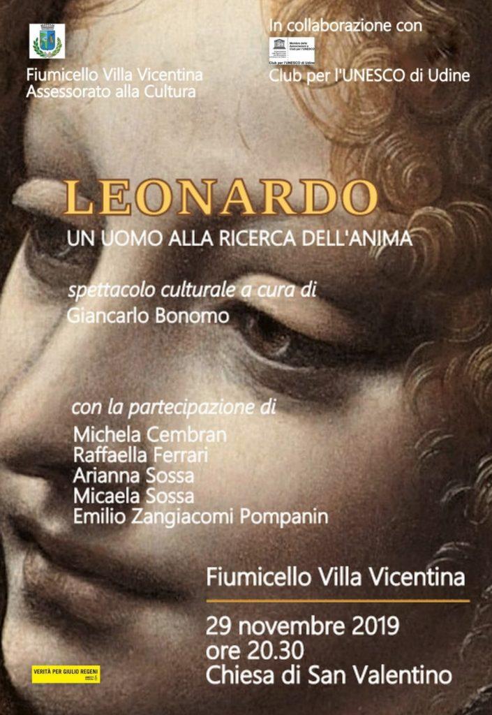 Leonardo. Un Uomo alla Ricerca dell'Anima