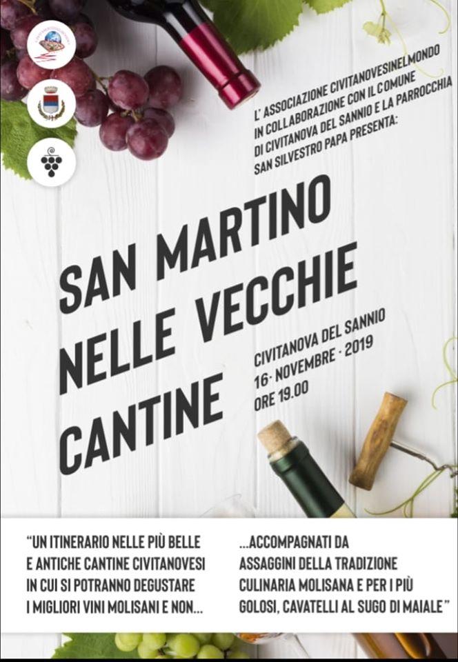 San Martino nelle Vecchie Cantine 2019