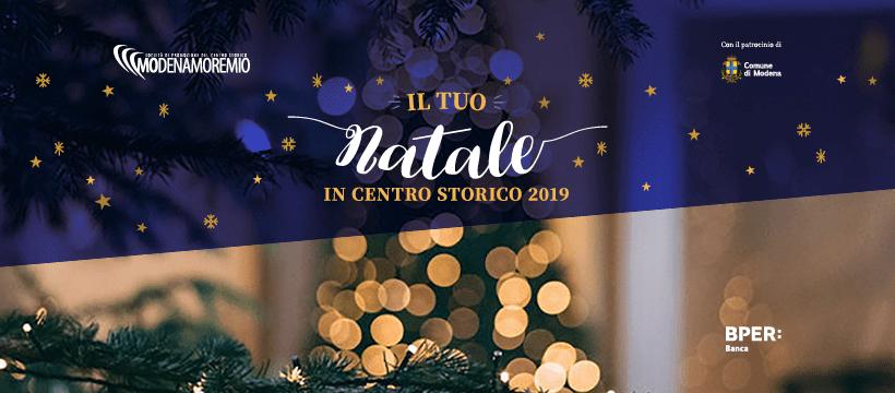 Il Tuo Natale in Centro Storico 2019