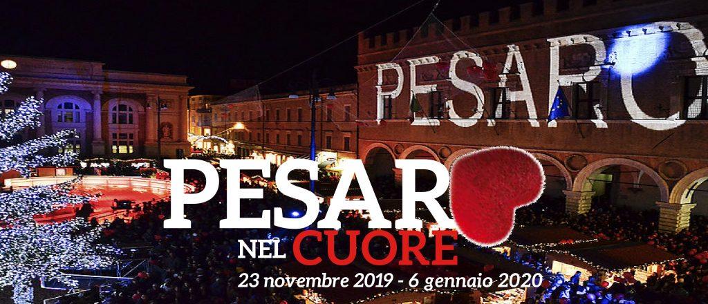 Pesaro nel Cuore - Natale in Centro 2019