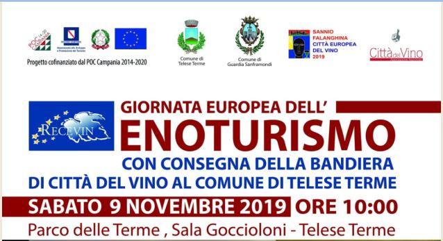 Giornata Europea dell'Enoturismo 2019