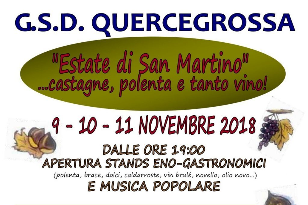 Estate di San Martino 2019