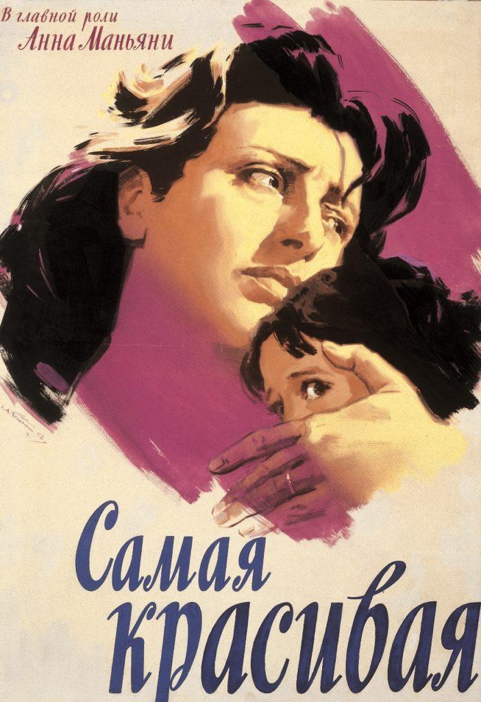 Il Cinema Russo attraverso i suoi Manifesti
