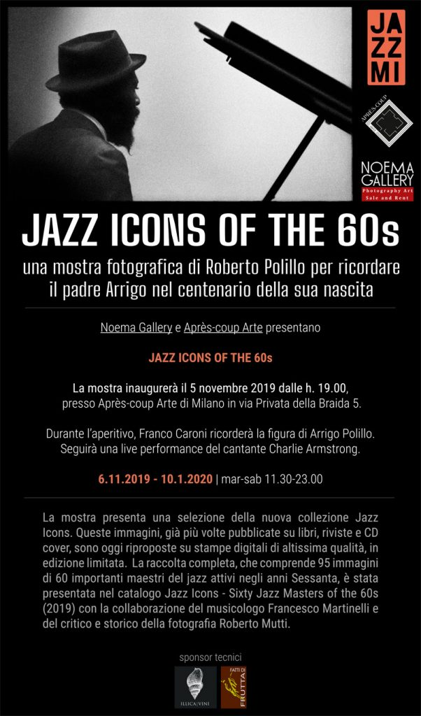 JAZZ ICONS OF THE 60s