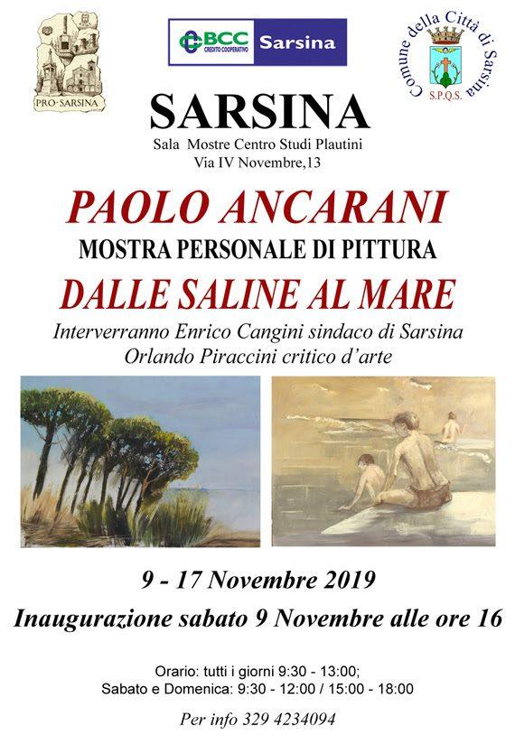 Paolo Ancarani - Dalle Saline al Mare
