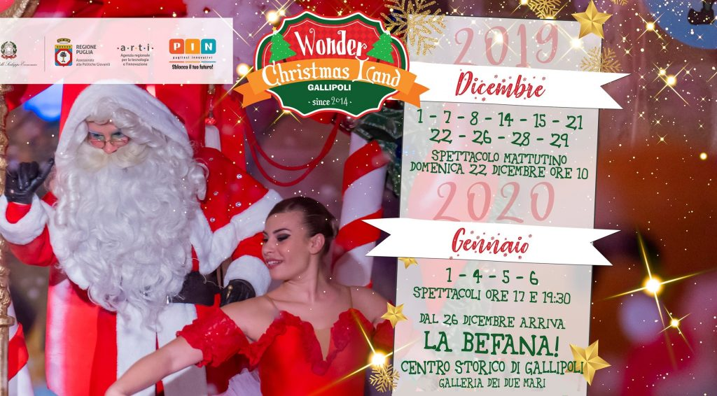Wonder Christmas Land - 6° edizione