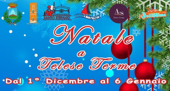 Natale a Telese Terme - edizione 2019