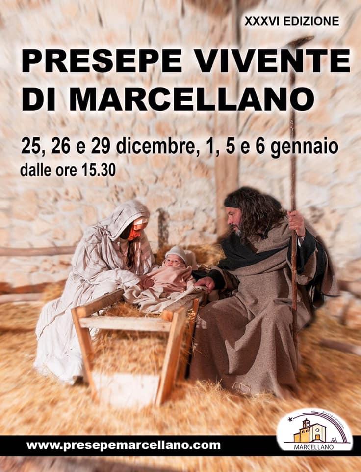 Presepe Vivente di Marcellano - 36° edizione