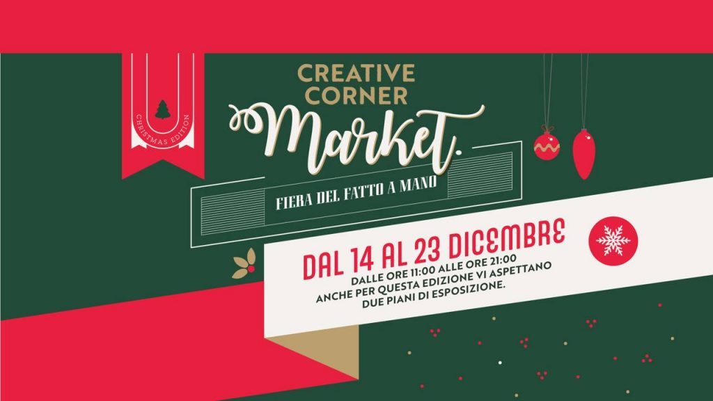 Creative Corner Market - Christmas Edition
