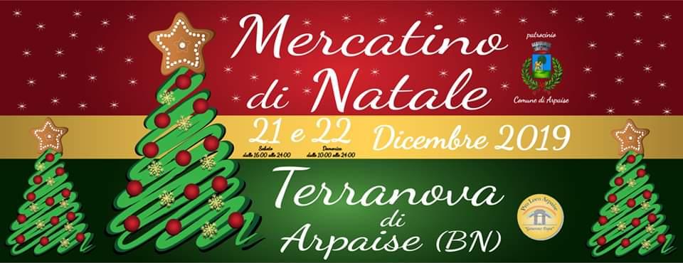 Mercatino di Natale a Terranova di Arpaise