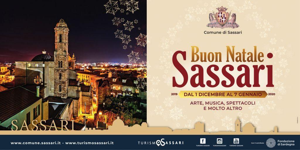 Buon Natale Sassari - edizione 2019