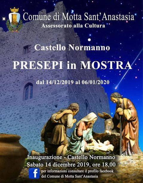 Presepi in Mostra a Motta Sant'Anastasia