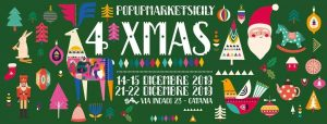 Pop Up Market Sicily 4 XSMAS 2019