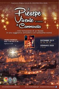 Presepe Vivente di Cammarata - 16° edizione