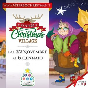 Viterbo Christmas Village 2019