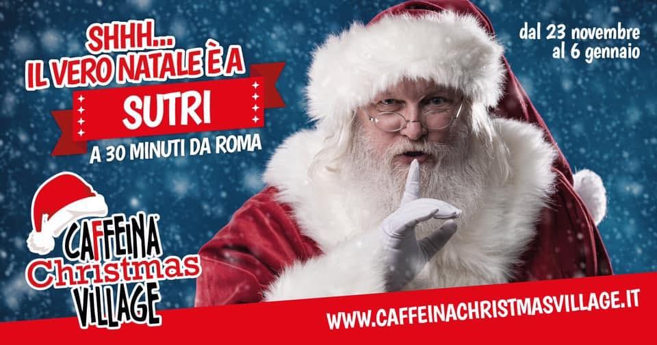Caffeina Christmas Village - edizione 2019