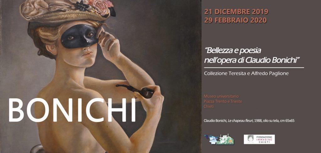Bellezza e Poesia nell'Opera di Claudio Bonichi
