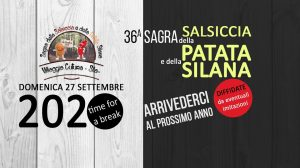 Sagra della Salsiccia e della Patata Silana - 36° edizione