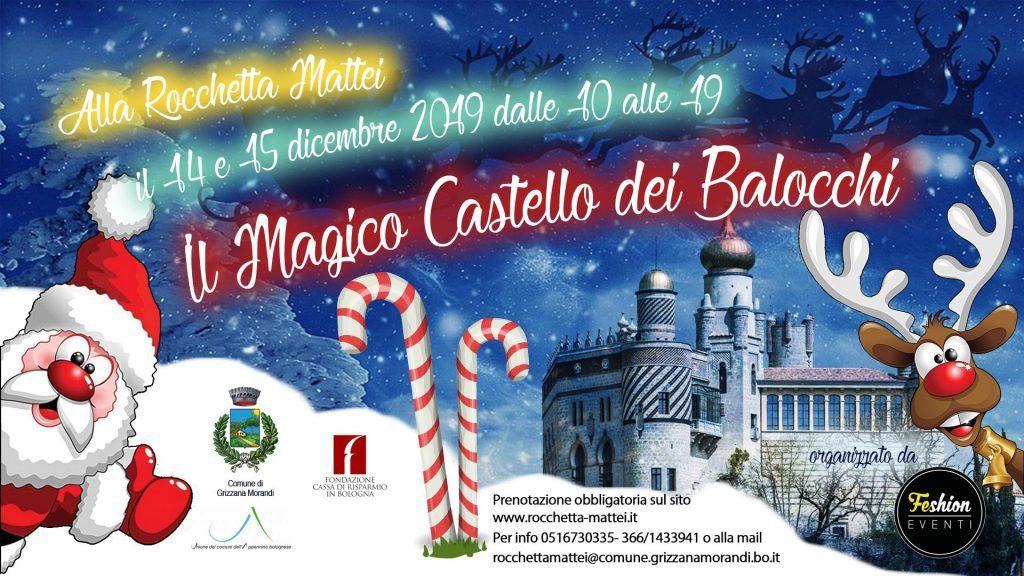 Il Magico Castello dei Balocchi