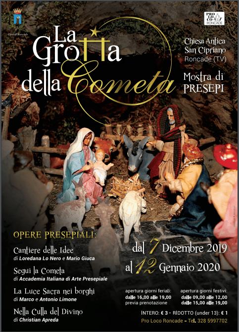 La Grotta della Cometa - 3° edizione