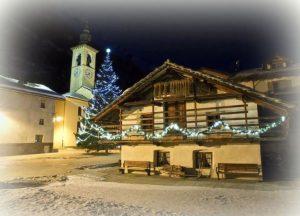 Wiehnacht Märt - Mercatini di Natale e Casa di Babbo Natale
