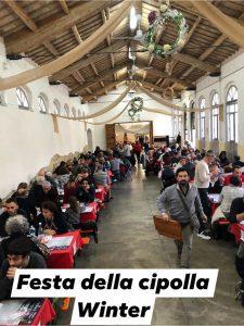 Festa della Cipolla - Winter Edition 2019
