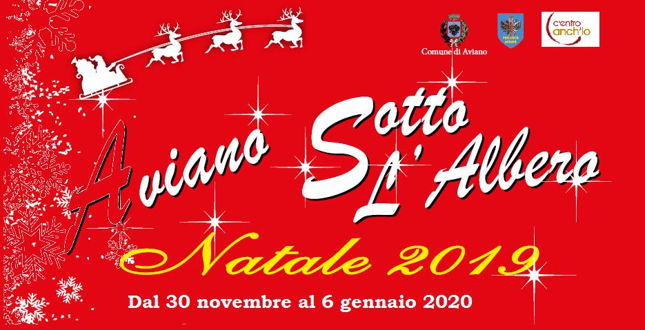 Aviano Sotto l'Albero 2019