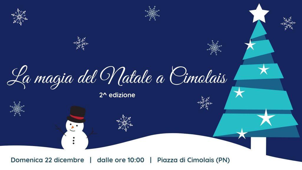 La Magia del Natale a Cimolais - 2° edizione