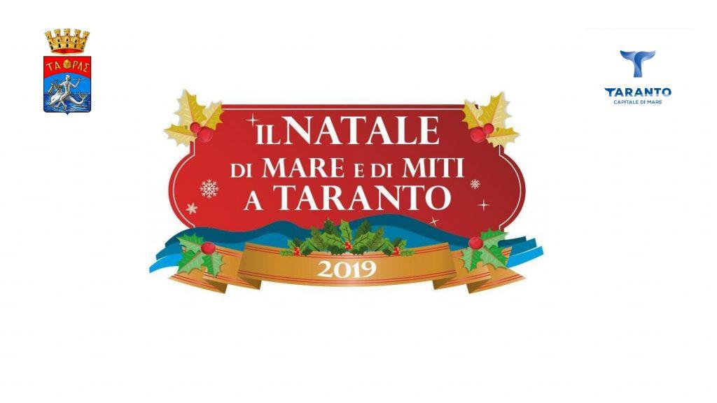 Il Natale di Mare e di Miti a Taranto 2019
