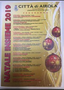 Natale Insieme a Airola - edizione 2019