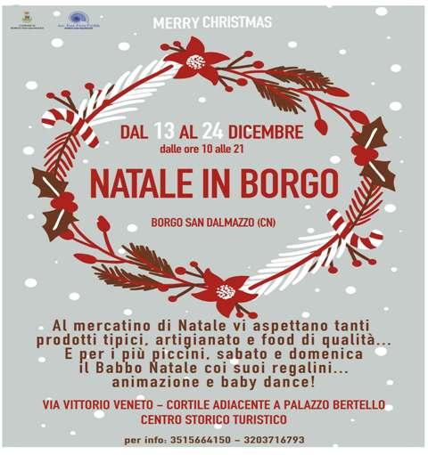 Natale in Borgo - edizione 2019