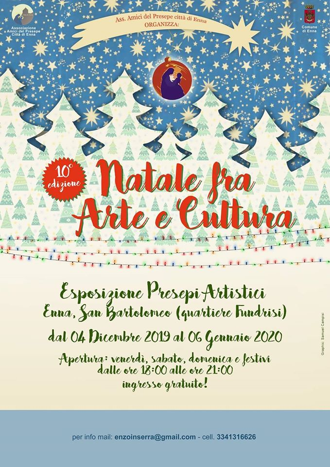 Natale fra Arte e Cultura – 10° edizione