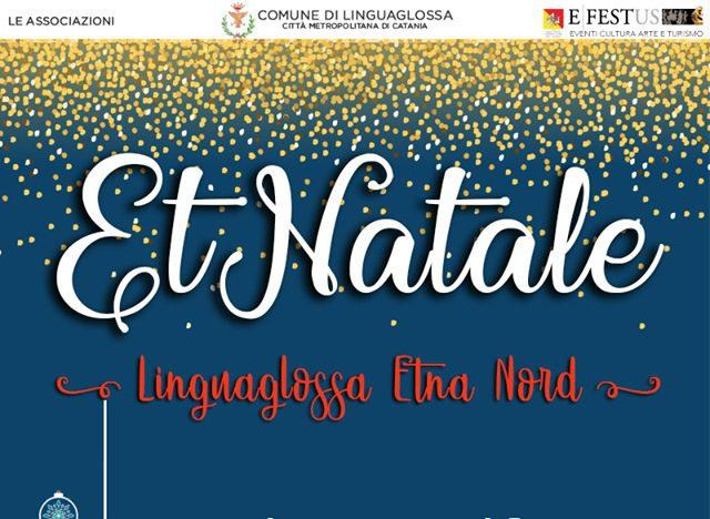 EtNatale a Linguaglossa - edizione 2019