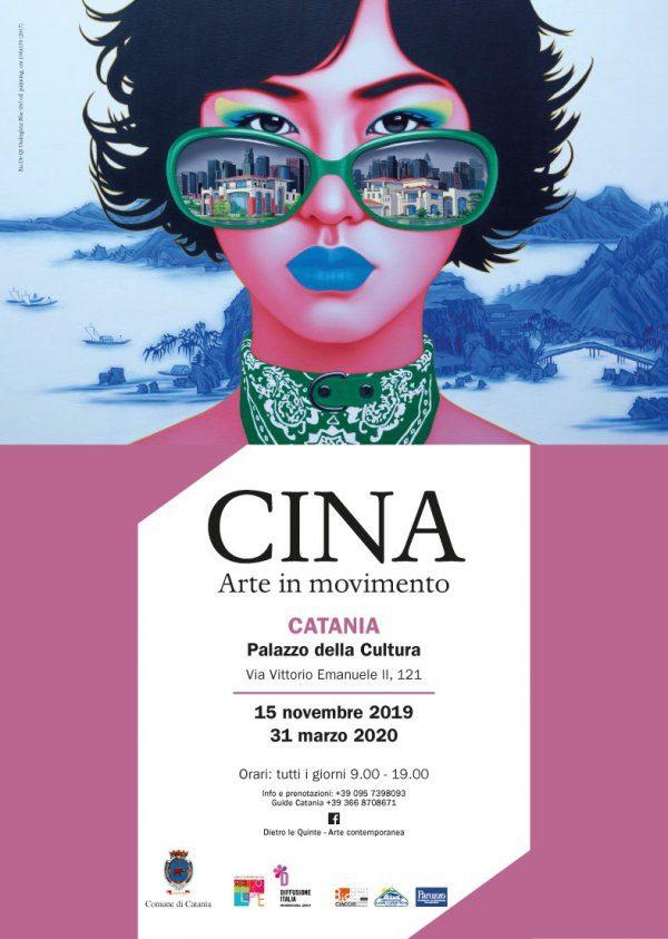 CINA. Arte in Movimento