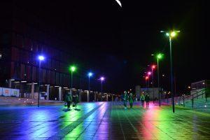 LUMINA - Light Art Installations