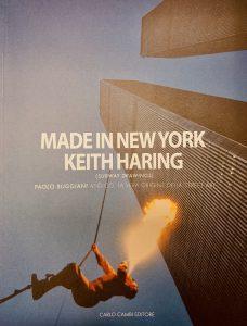 MADE IN NEW YORK. KEITH HARING (Subway Drawings)