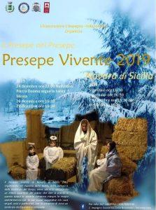 Presepe Vivente di Novara di Sicilia - 25° edizione