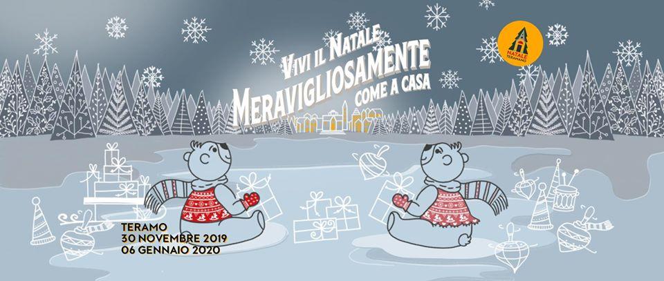 Natale Teramano - edizione 2019