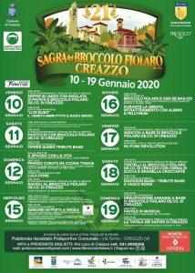 Sagra del Broccolo Fiolaro - 21° edizione