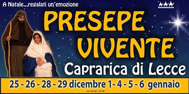 Presepe Vivente di Caprarica - 8° edizione