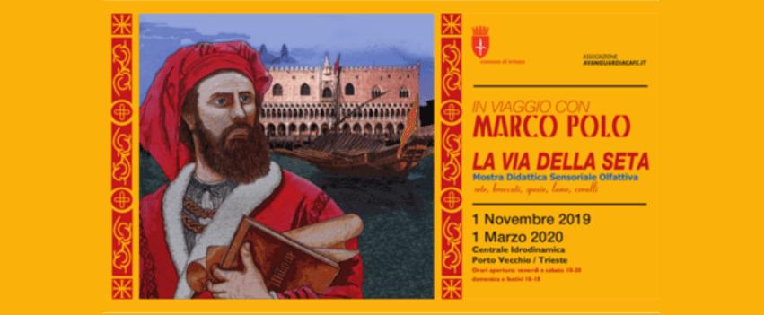 In Viaggio con Marco Polo - La Via della Seta