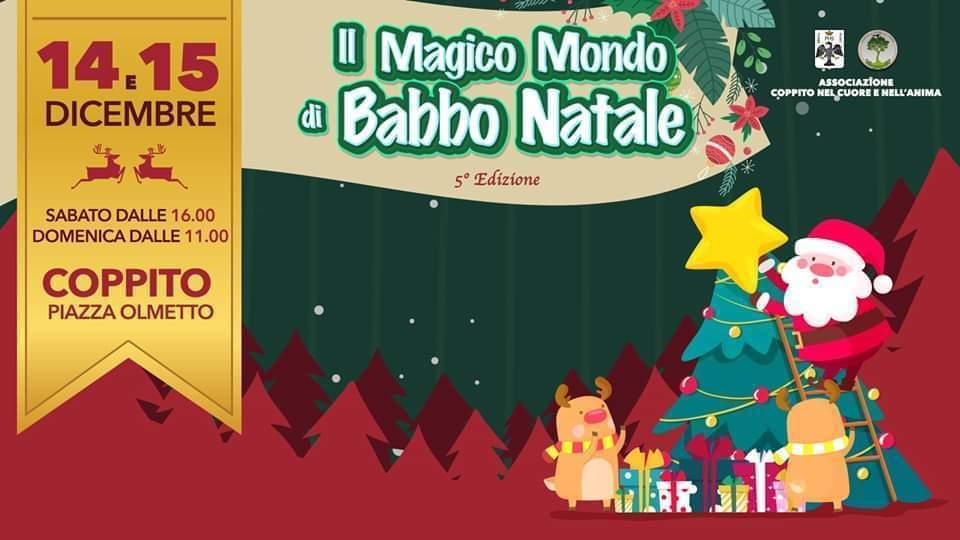 Il Magico Mondo di Babbo Natale - 5° edizione