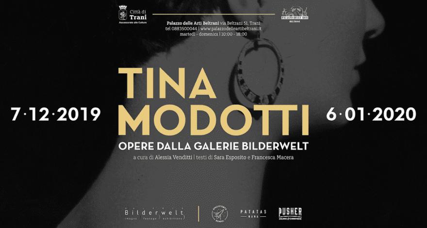 TINA MODOTTI. Opere dalla Galleria Bilderwelt