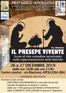 Presepe Vivente di Apollosa - 7° edizione