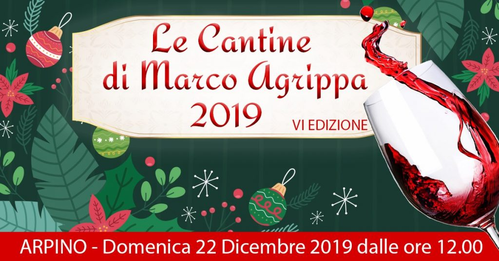 Le Cantine di Marco Agrippa - 6° edizione