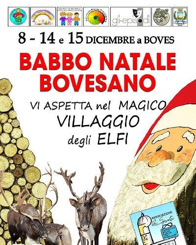 Babbo Natale Bovesano 2019