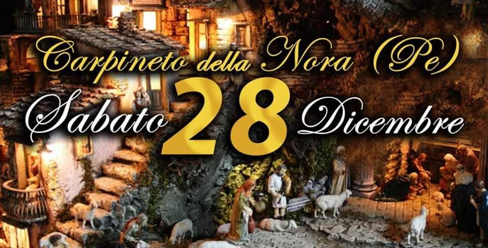 Presepe Vivente & Sapori di Natale 2019