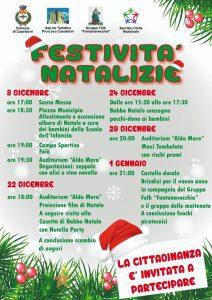 Festività Natalizie 2019 a Casalduni